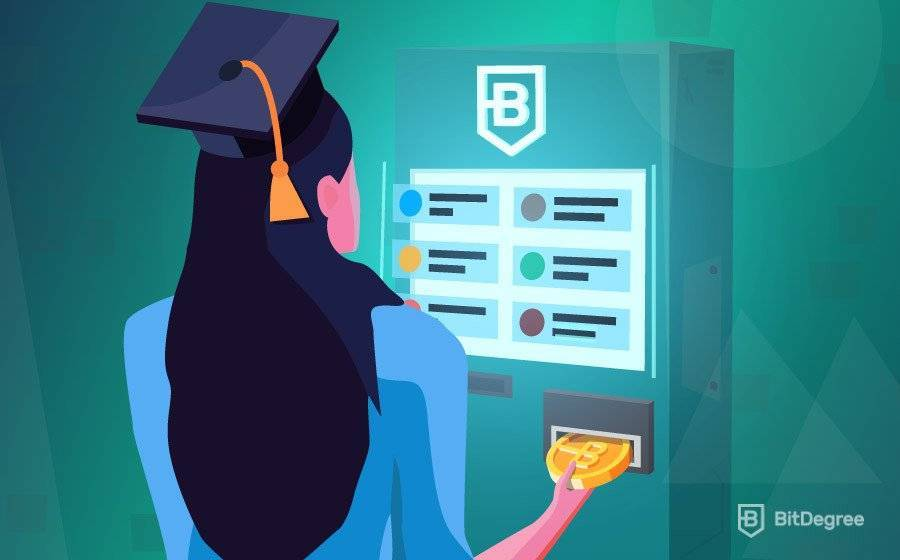 How to Accept BitDegree Tokens on Your Website?