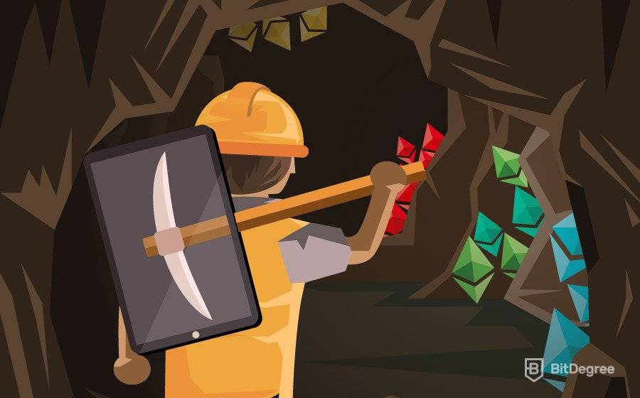 Grab You Virtual Pickaxe - The Best Ethereum Mining Software and More