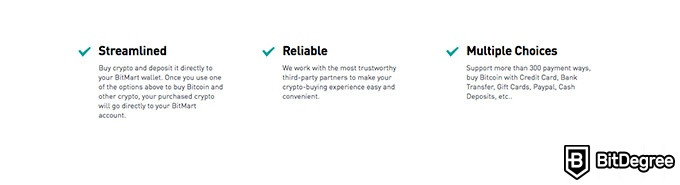 BitMart exchange review: streamlined, reliable, multiple choices.
