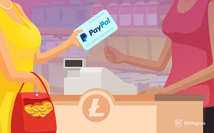 Buy Litecoin with PayPal Instantly