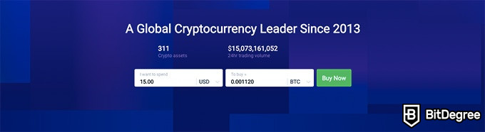 Huobi exchange review: over 300 crypto assets.