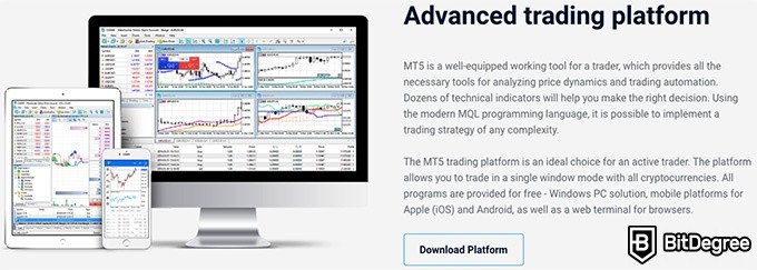 Just2Trade review: an advanced trading platform.