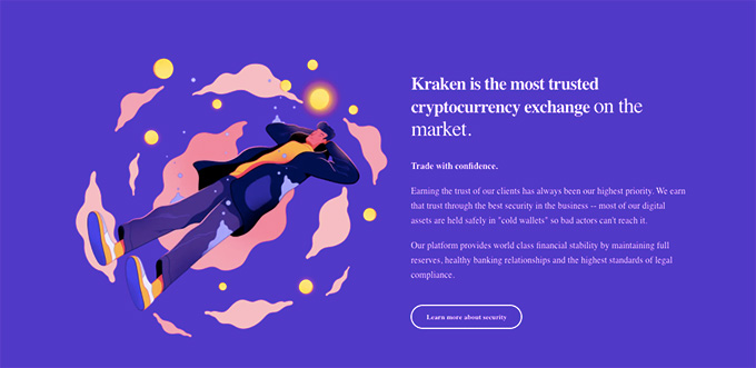 Kraken wallet review: most trusted cryptocurrency exchange.