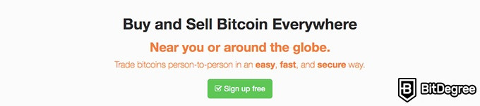 LocalBitcoins review: buy and sell Bitcoin everywhere.
