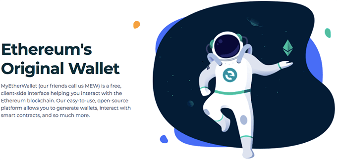 MyEtherWallet review: Ethereum's original wallet.