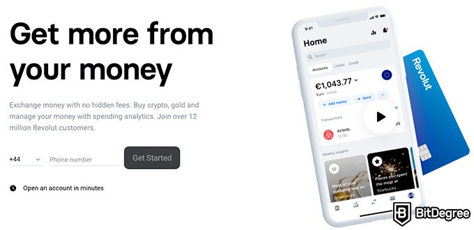 Revolut crypto review: get more from your money.