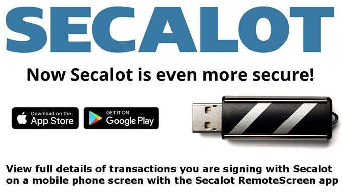 Secalot review: even more secure.