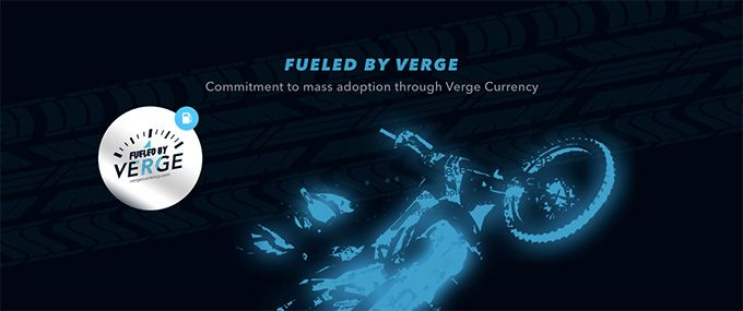 Verge coin: fuelled by Verge.