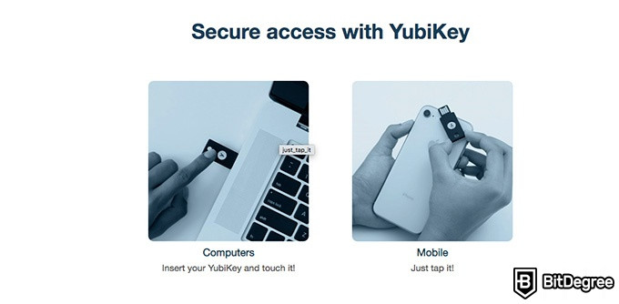 YubiKey review: secure your access.