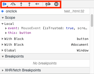 Chrome Debugger