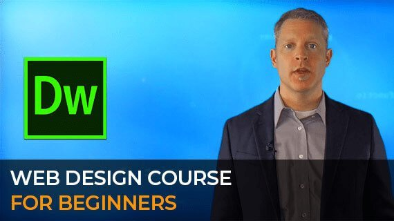 Dreamweaver Tutorial: Web Design Course For Beginners