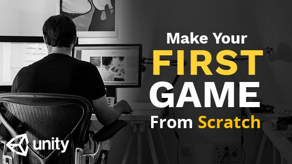 How to Make a Game in Unity: Make Your First Game From Scratch