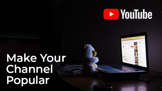 Promote Your Youtube Channel to Get 1,000,000 Views Fast Course