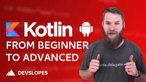 Kotlin Tutorial for a Beginner: Learn How to Make an Android App