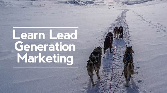 Lead Generation Marketing: an Exclusive 4 Week Workshop Course