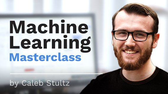 Machine Learning Masterclass: Premium Class Built By Industry Experts [Bitdegree Coupon]