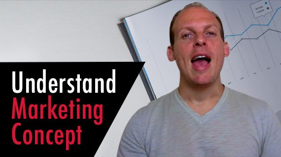 Understand Marketing Concept course