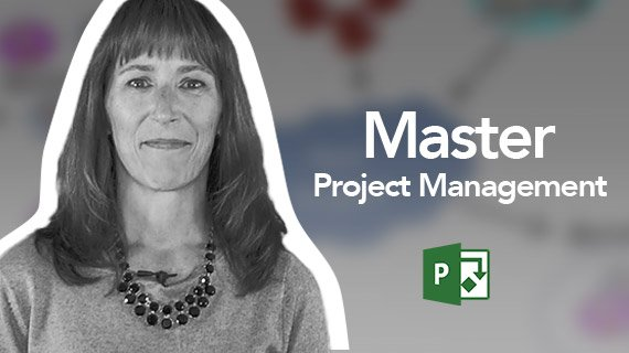 Mikro Burs dersi: Master Project Management: The All-Inclusive Microsoft Project Course