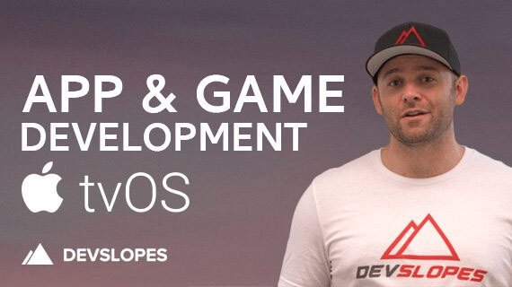tvOS Tutorial: How to Create Amazing Apple TV Apps and Apple TV Games [BitDegree Free Course]
