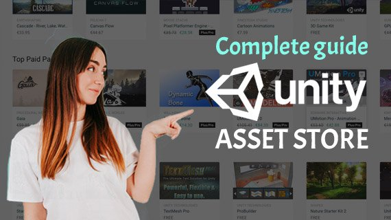 Complete Video Guide on The Unity Asset Store