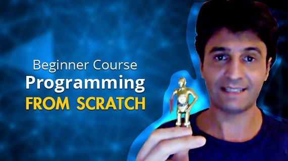 Ultimate Beginners Course on Unity Programming from Scratch