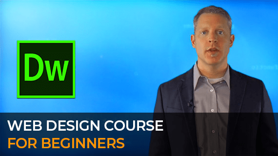Dreamweaver Tutorial: Web Design Course For Beginners Course