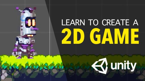 Unity D Tutorial Learn To Make A Game With Unity Game Development - 2d game design