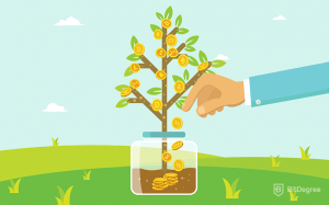 To invest in cryptocurrency is like planting a tree
