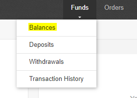 Pin-point to where your Balances are on Binance