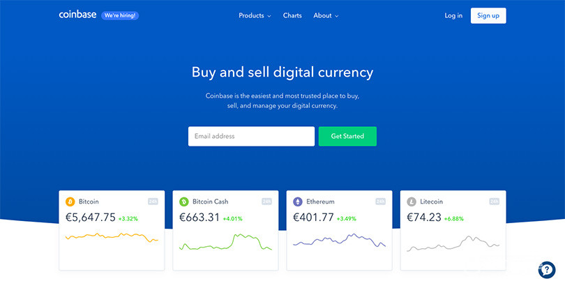 best website to buy and sell cryptocurrency