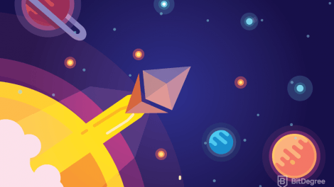 Ethereum price prediction rising in space