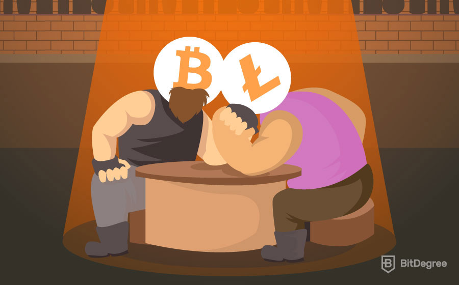 buy litecoin or bitcoin