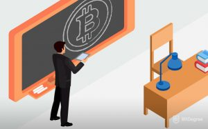 Teaching about cryptocurrency