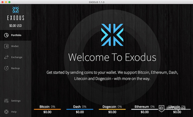 What is Litecoin Desktop WAllet Exodus