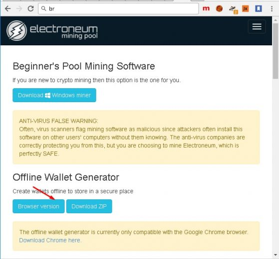 electroneum-wallet-review