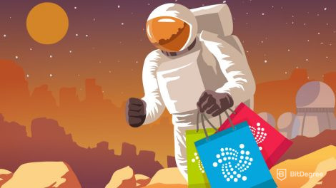 Figuring out how to buy IOTA