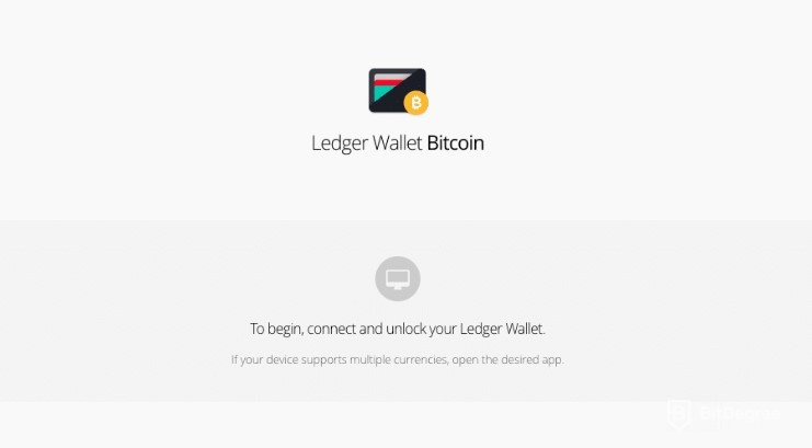 Ledger Wallet for Bitcoin
