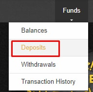 How to deposit NEO coin on Binance