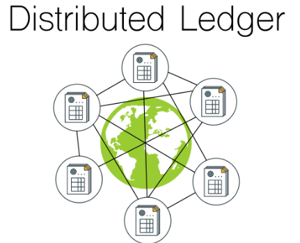 How ledger is distributed