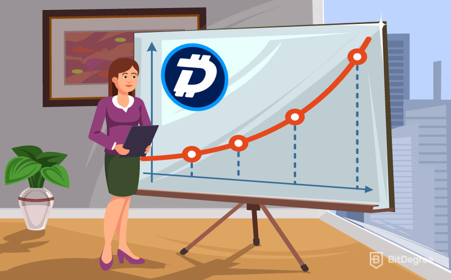 Digibyte Price Prediction 2018 and Beyond