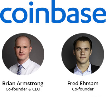 Binance vs Coinbase CEO & Co-Founder