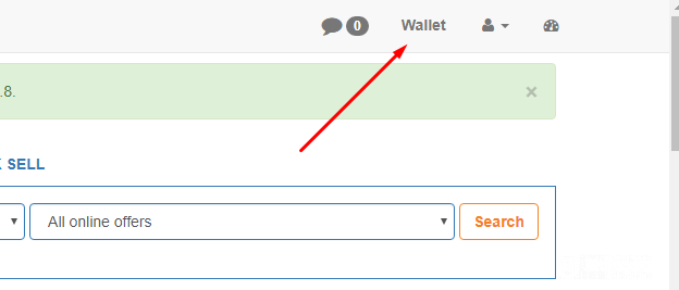 Buy Litecoin with Paypal - wallet
