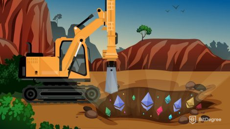 How ethereum mining rig works