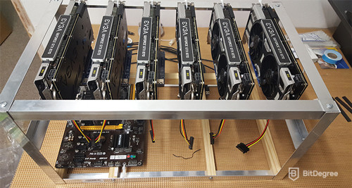 how to build a cheap cryptocurrency mining rig