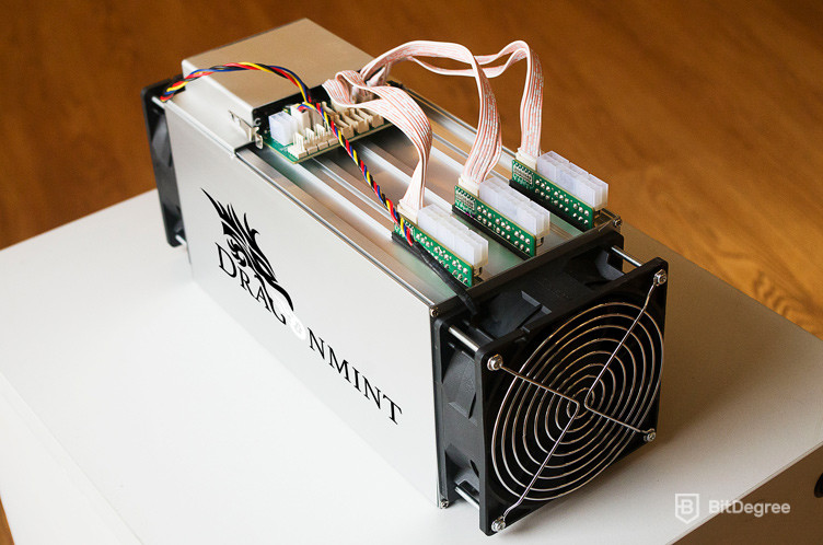 How to Mine Bitcoin DagonMint T1 Miner Solo Mining