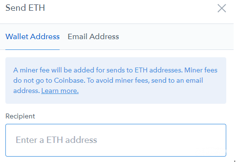 How to Use Binance Send ETH