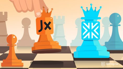 Chess game - Jaxx vs. Exodus