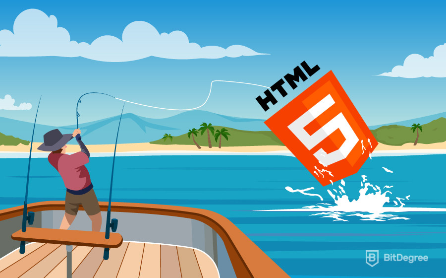 fishing for the best way to learn html