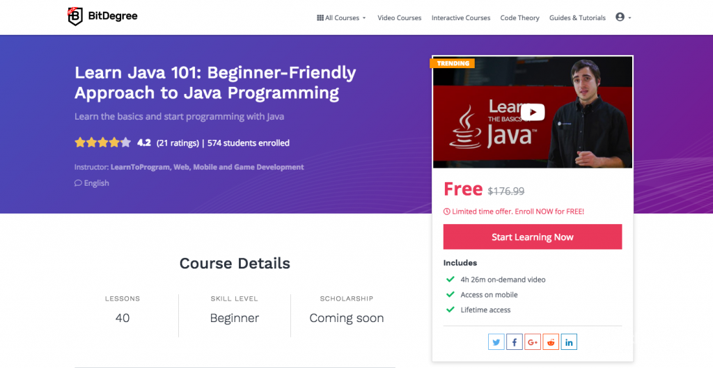 what is coding - Learn java 101