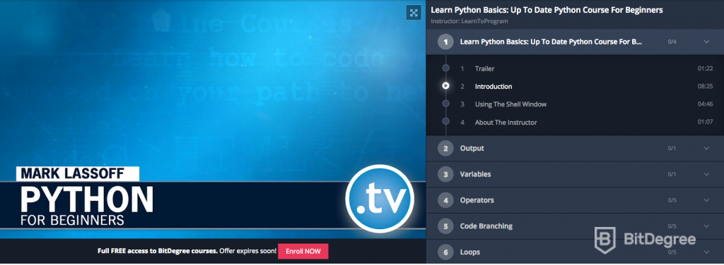easiest programming language - python for beginners